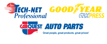 TechNet GoodYear G3X Dealer CarQuest Auto Parts
